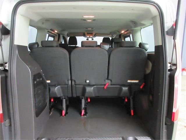 FORD TOURNEO CUSTOM 300 TDCI 100 L1 H1 8 SEAT MINIBUS SWB LOW ROOF FWD - 6983 - 15