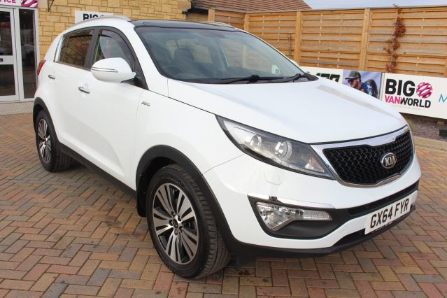 Used KIA SPORTAGE in Used Cars Swindon for sale