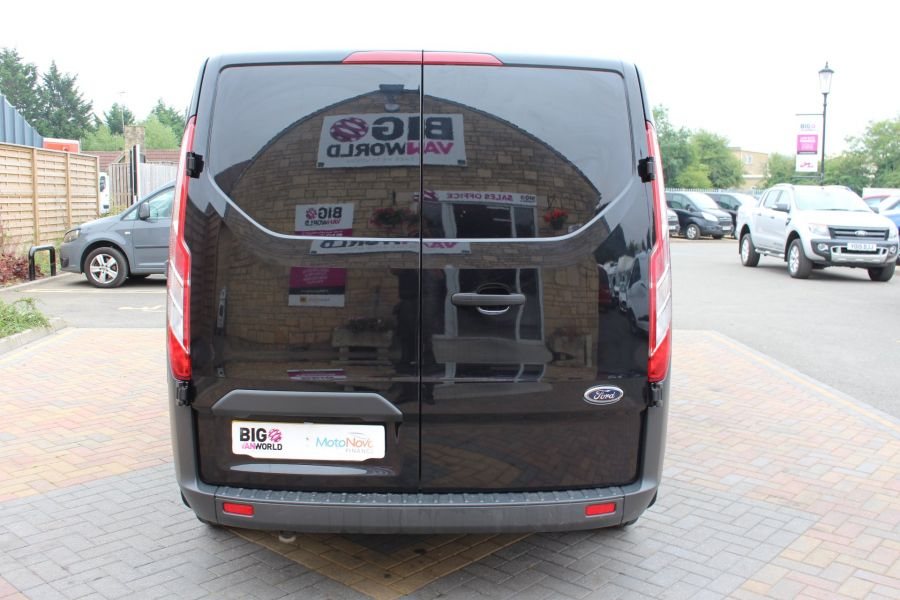FORD TRANSIT CUSTOM 290 TDCI 100 L1 H1 SWB LOW ROOF FWD - 7223 - 6