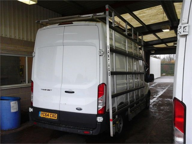 FORD TRANSIT 350 TDCI 125 L3 H3 LWB HIGH ROOF FWD - 7010 - 2
