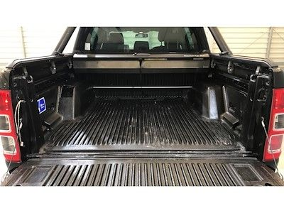 FORD RANGER TDCI 160 BLACK EDITION 4X4 DOUBLE CAB WITH ROLL'N'LOCK TOP - 11531 - 13