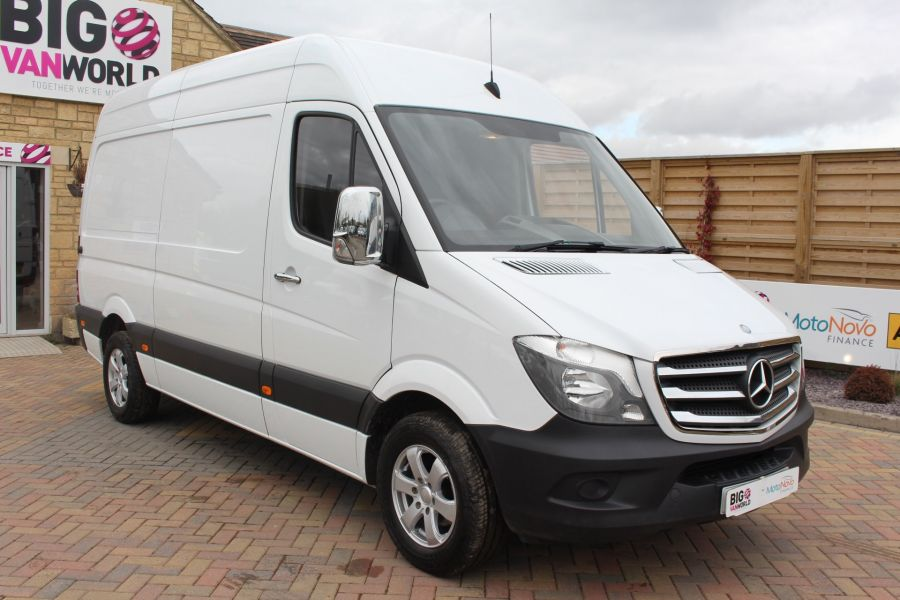 MERCEDES SPRINTER 313 CDI MWB HIGH ROOF - 7486 - 3