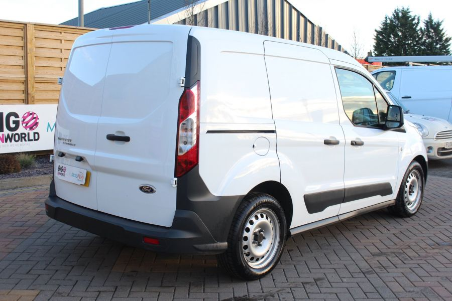 FORD TRANSIT CONNECT 220 TDCI 75 L1 H1 DOUBLE CAB 5 SEAT CREW VAN - 7184 - 5
