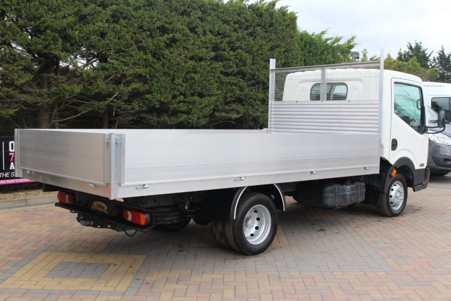 NISSAN CABSTAR 35.14 SINGLE CAB 13FT ALLOY DROPSIDE - 5991 - 3