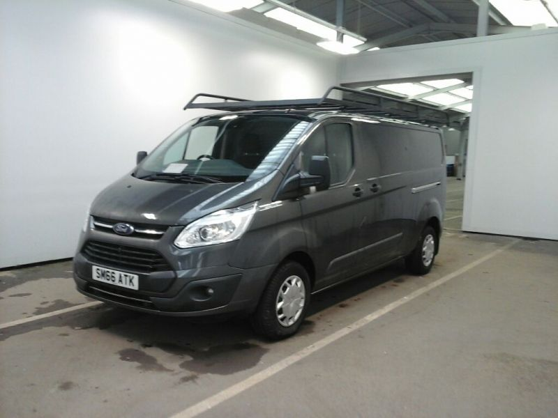FORD TRANSIT CUSTOM 290 TDCI 130 L2H1 TREND LWB LOW ROOF FWD - 10503 - 1