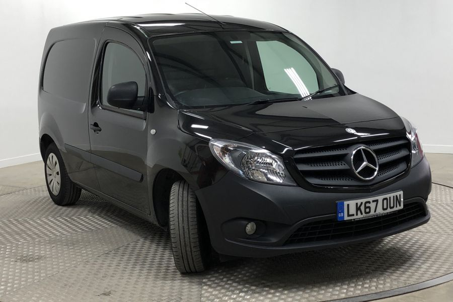 MERCEDES CITAN 109 CDI 90 BLUEEFFICIENCY LWB LOW ROOF  (14164) - 12409 - 1