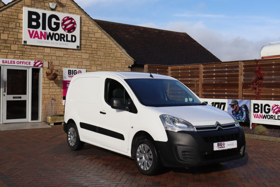 CITROEN BERLINGO 625 BLUEHDI 75 L1H1 ENTERPRISE SWB LOW ROOF  (14091) - 12441 - 6
