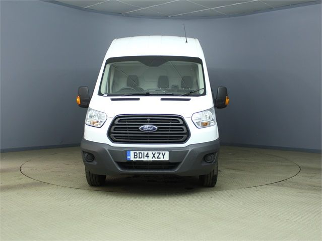 FORD TRANSIT 350 TDCI 155 L4 H3 LWB HIGH ROOF RWD - 6583 - 6