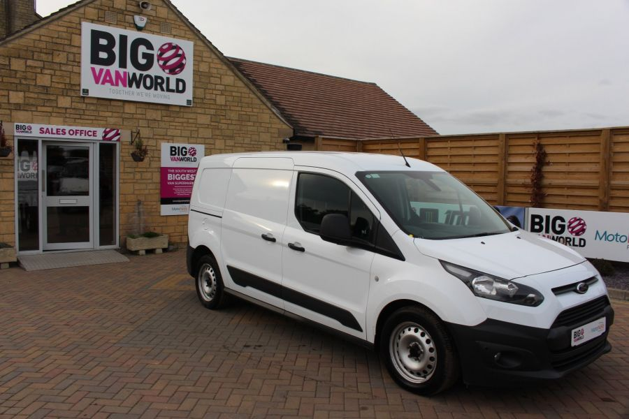 FORD TRANSIT CONNECT 240 TDCI 95 L2 H1 LWB LOW ROOF - 6725 - 2