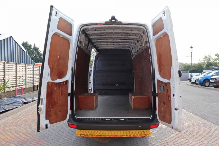 MERCEDES SPRINTER 513 CDI 129 LWB HIGH ROOF DRW - 11177 - 4