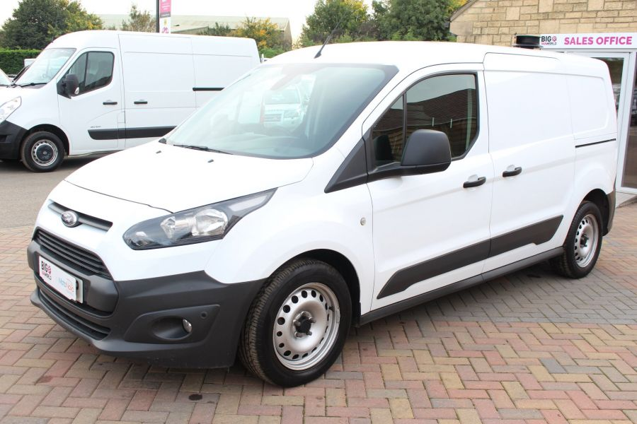 FORD TRANSIT CONNECT 240 TDCI 95 L2 H1 LWB LOW ROOF - 6725 - 8