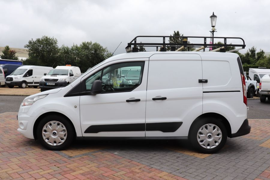 FORD TRANSIT CONNECT 200 TDCI 75 L1H1 TREND SWB LOW ROOF - 10938 - 9