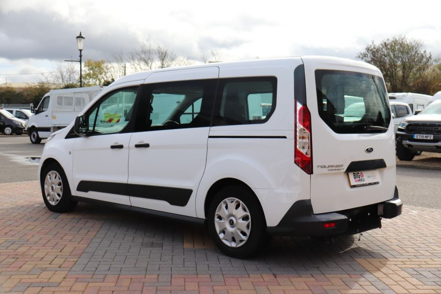 FORD GRAND TOURNEO CONNECT TDCI 95 COMBI VAN WITH WHEELCHAIR ACCESS - 11545 - 8