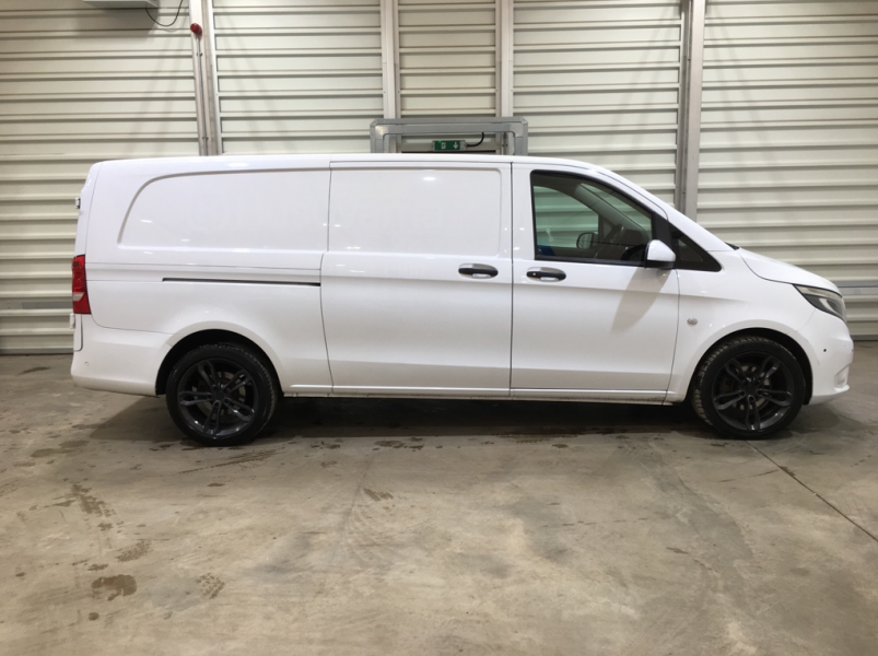 MERCEDES VITO 119 CDI 190 BLUETEC EXTRA LWB LOW ROOF 7G-TRONIC - 10758 - 3