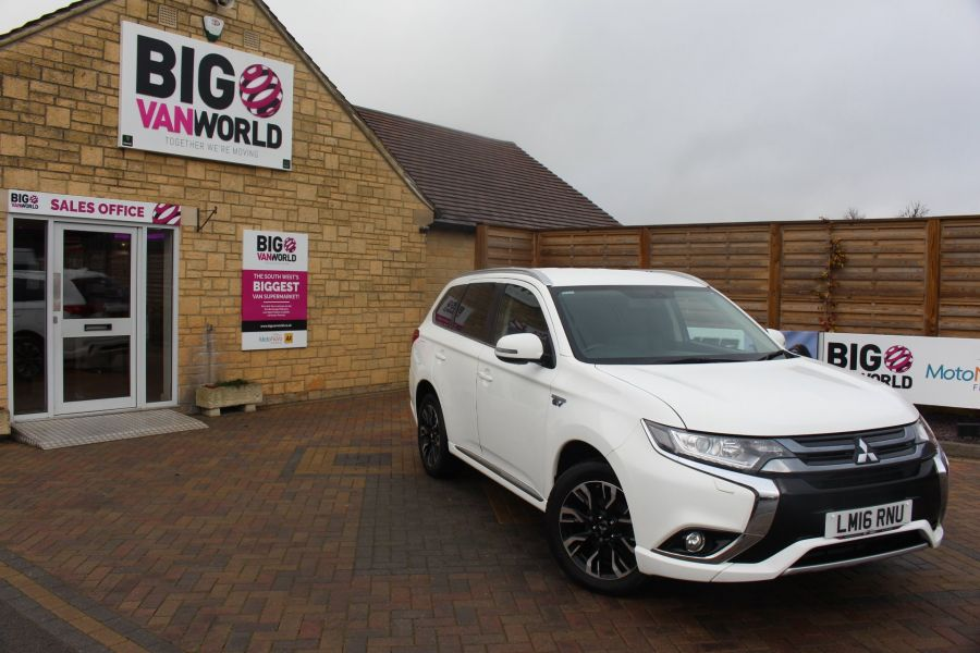 MITSUBISHI OUTLANDER PHEV GX3H 4WORK COMMERCIAL - 9102 - 2