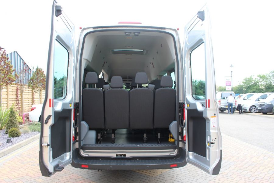 FORD TRANSIT 460 TDCI 125 L4 H3 TREND LWB HIGH ROOF 17 SEAT BUS RWD - 6563 - 26