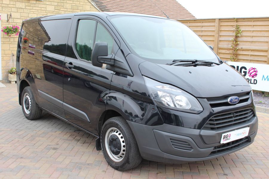 FORD TRANSIT CUSTOM 290 TDCI 100 L1 H1 SWB LOW ROOF FWD - 7223 - 1