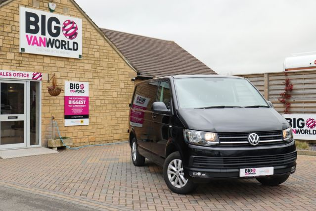 Used VOLKSWAGEN TRANSPORTER in Used Vans Swindon for sale