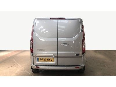 FORD TRANSIT CUSTOM 290 TDCI 130 L1H1 LIMITED SWB LOW ROOF - 11214 - 4