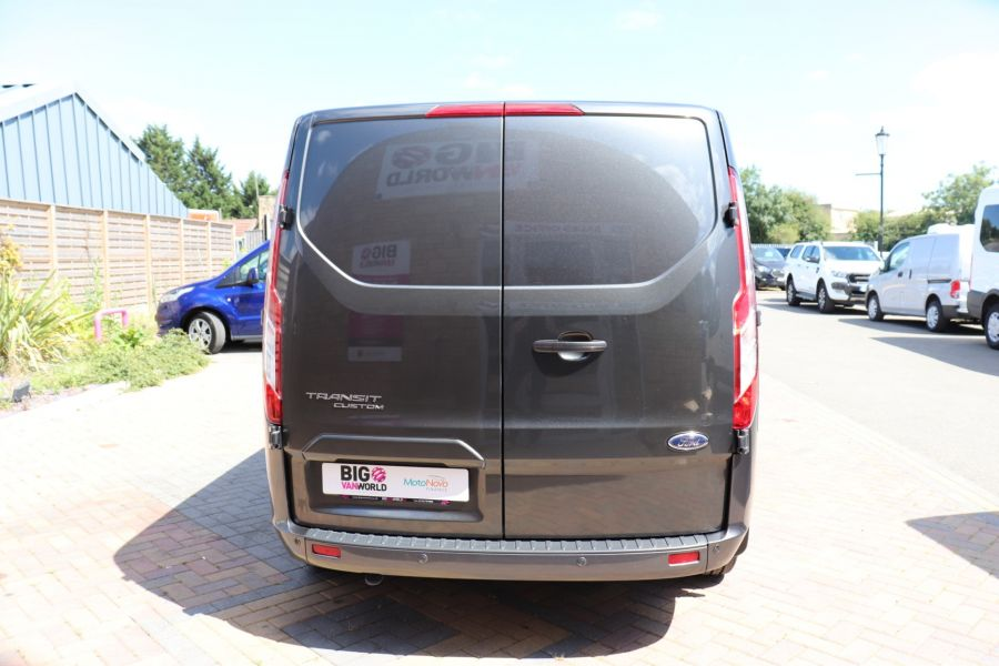 FORD TRANSIT CUSTOM 290 TDCI 125 L1H1 LIMITED DOUBLE CAB 6 SEAT CREW VAN SWB LOW ROOF FWD - 9474 - 6