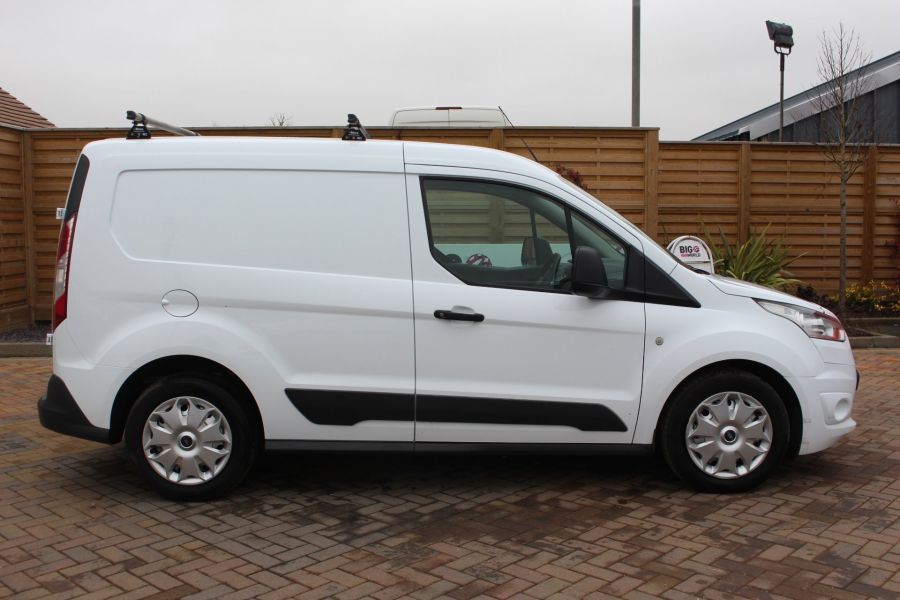 FORD TRANSIT CONNECT 200 TDCI 95 L1 H1 TREND SWB LOW ROOF - 6989 - 4