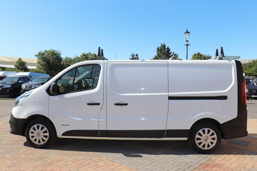 RENAULT TRAFIC LL29 DCI 115 BUSINESS LWB LOW ROOF - 9391 - 7