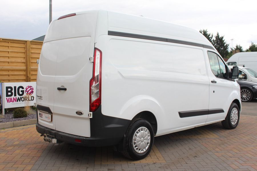 FORD TRANSIT CUSTOM 290 TDCI 125 TREND L2 H2 LWB HIGH ROOF - 6144 - 5