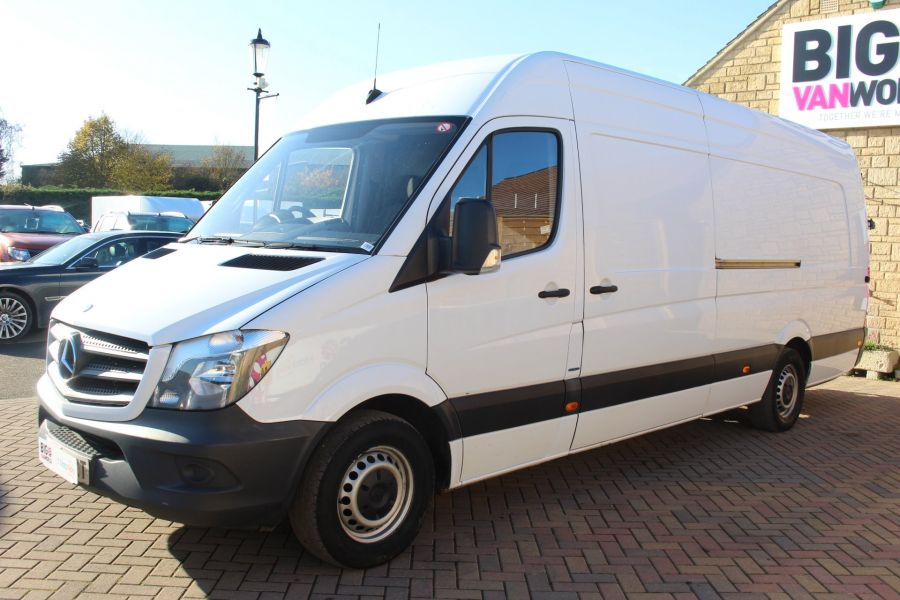 MERCEDES SPRINTER 319 CDI XLWB HIGH ROOF - 6971 - 8