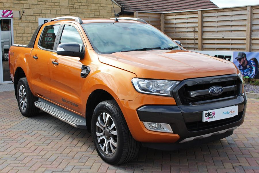 FORD RANGER WILDTRAK TDCI 200 4X4 DOUBLE CAB - 9461 - 3