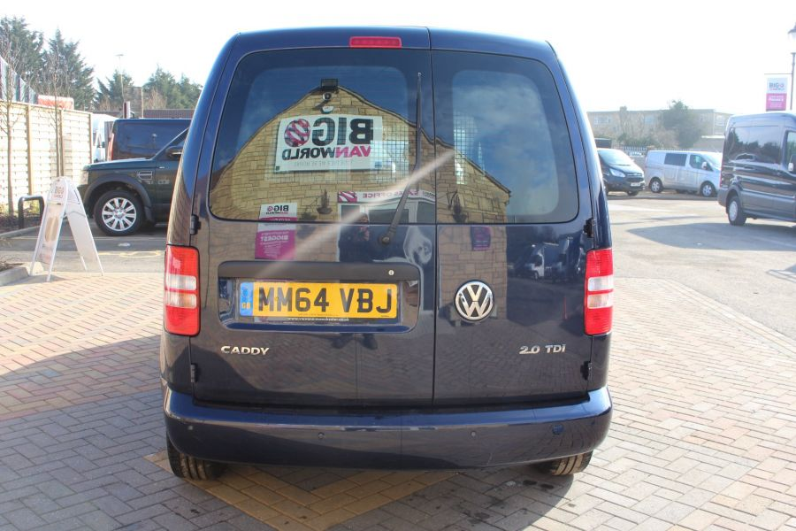 VOLKSWAGEN CADDY C20 TDI 140 HIGHLINE - 7370 - 6