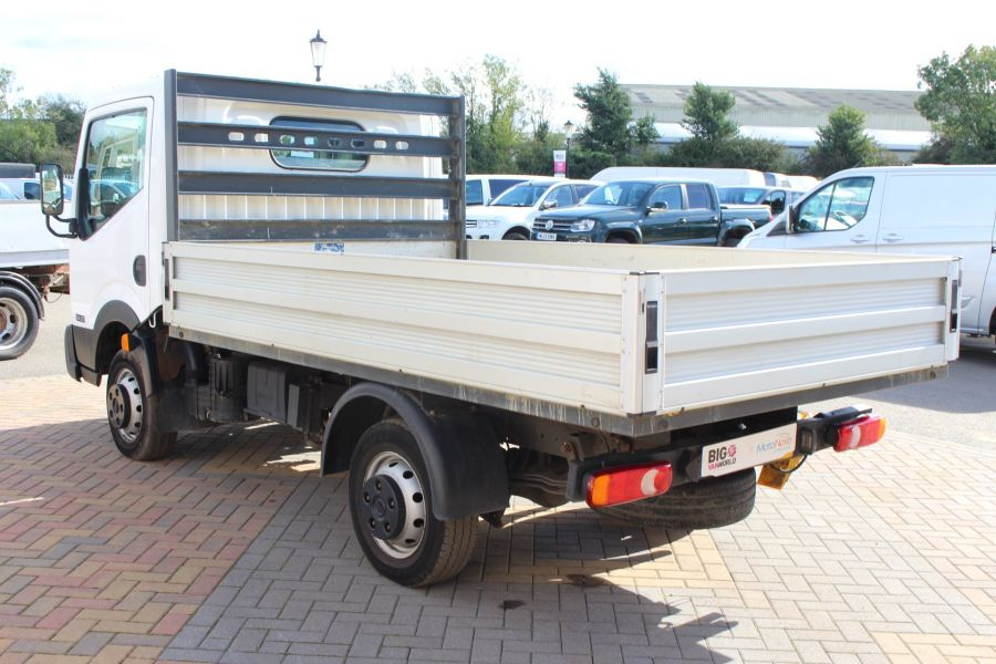 NISSAN CABSTAR 34.12 DCI 121 SWB ALLOY DROPSIDE - 6795 - 7