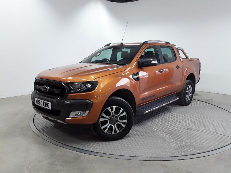 FORD RANGER WILDTRAK TDCI 200 4X4 DOUBLE CAB WITH MOUNTAIN TOP AUTO  (13959) - 12226 - 1
