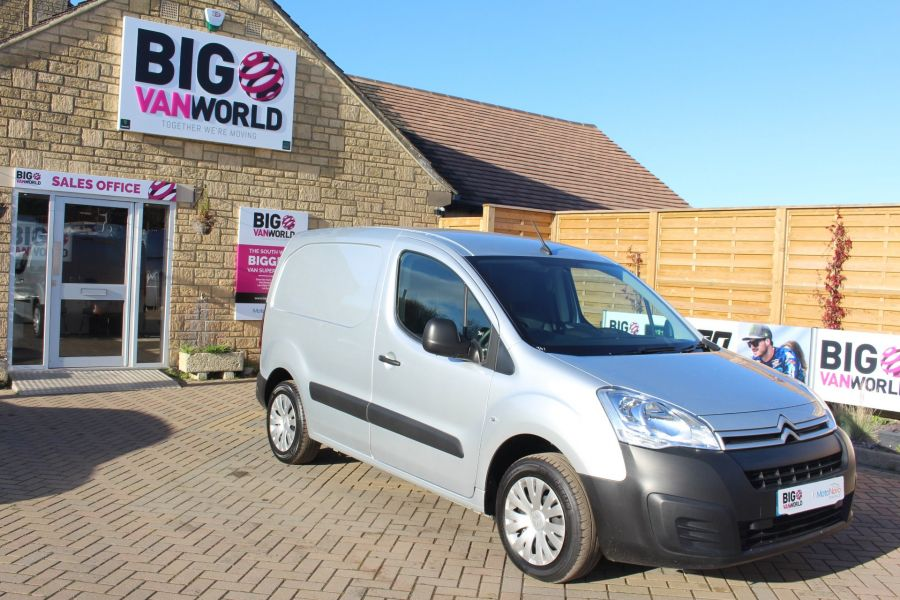 CITROEN BERLINGO 625 BLUE HDI 75 L1 H1 ENTERPRISE SWB LOW ROOF - 6994 - 2