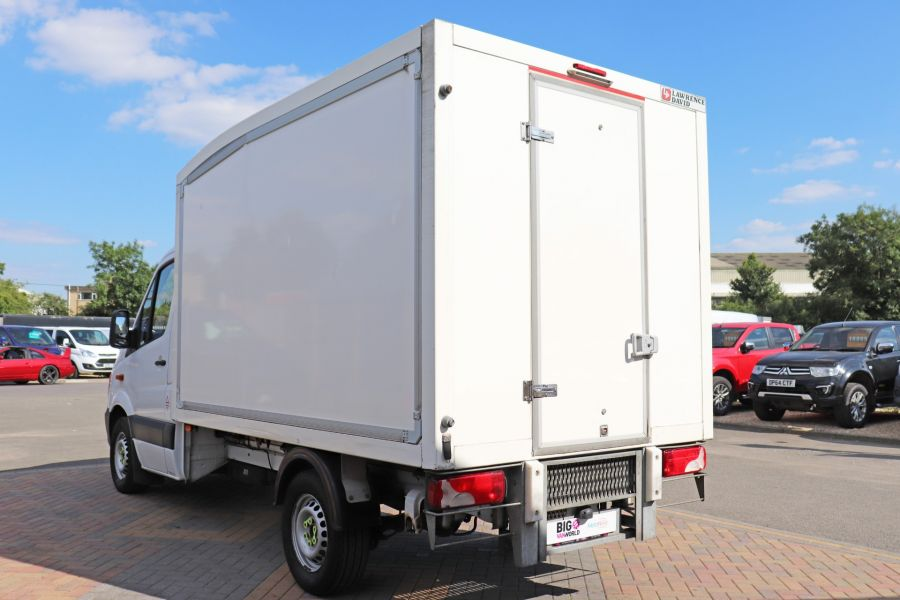 MERCEDES SPRINTER 313 CDI 129 MWB FRIDGE BOX - 9628 - 7