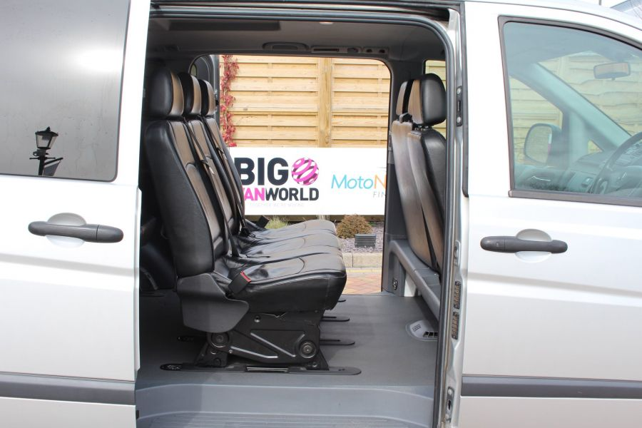MERCEDES VITO 115 CDI EXTRA LONG 9 SEAT TRAVELINER - 7582 - 24