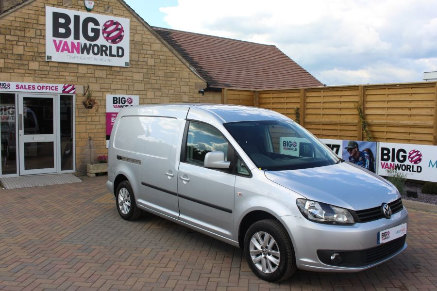 VOLKSWAGEN CADDY MAXI C20 TDI 102 HIGHLINE - 6136 - 2