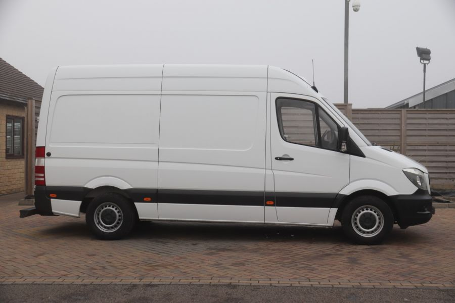 MERCEDES SPRINTER 314 CDI 140 MWB HIGH ROOF FRIDGE VAN - 12025 - 7