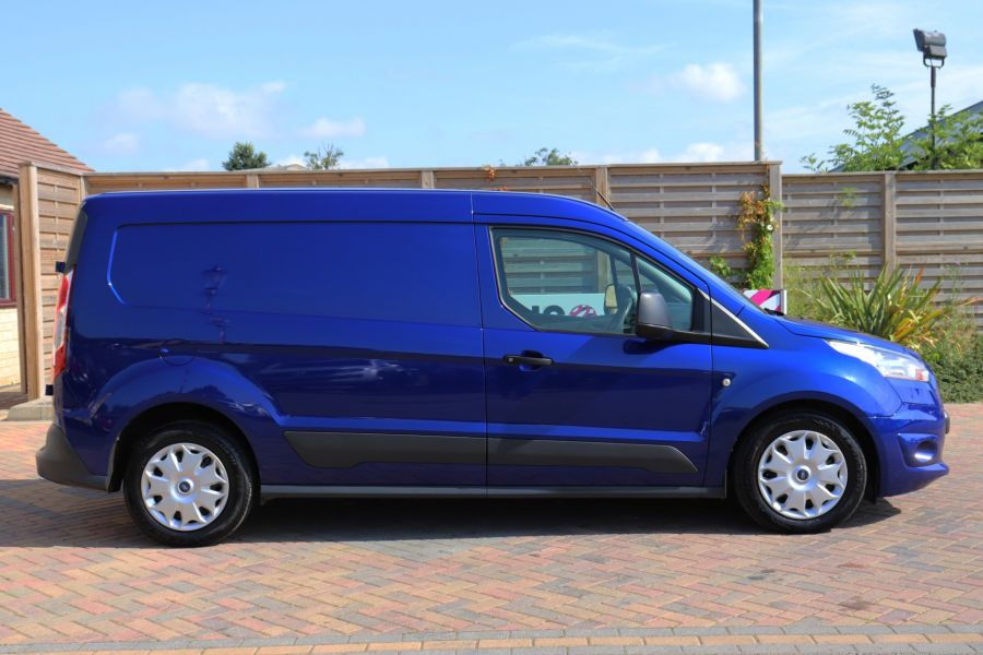 FORD TRANSIT CONNECT 210 TDCI 95 L2H1 TREND LWB LOW ROOF - 9800 - 4