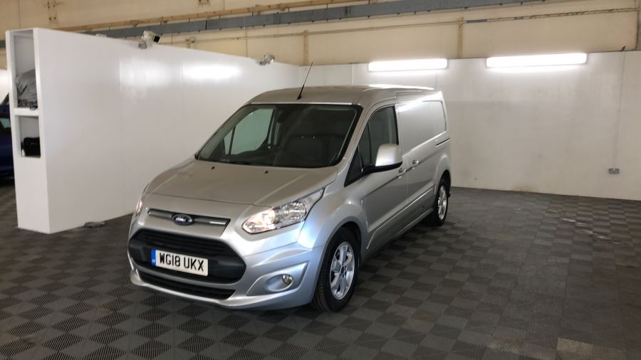 FORD TRANSIT CONNECT 240 TDCI 120 L2H1 LIMITED LWB LOW ROOF - 11398 - 1