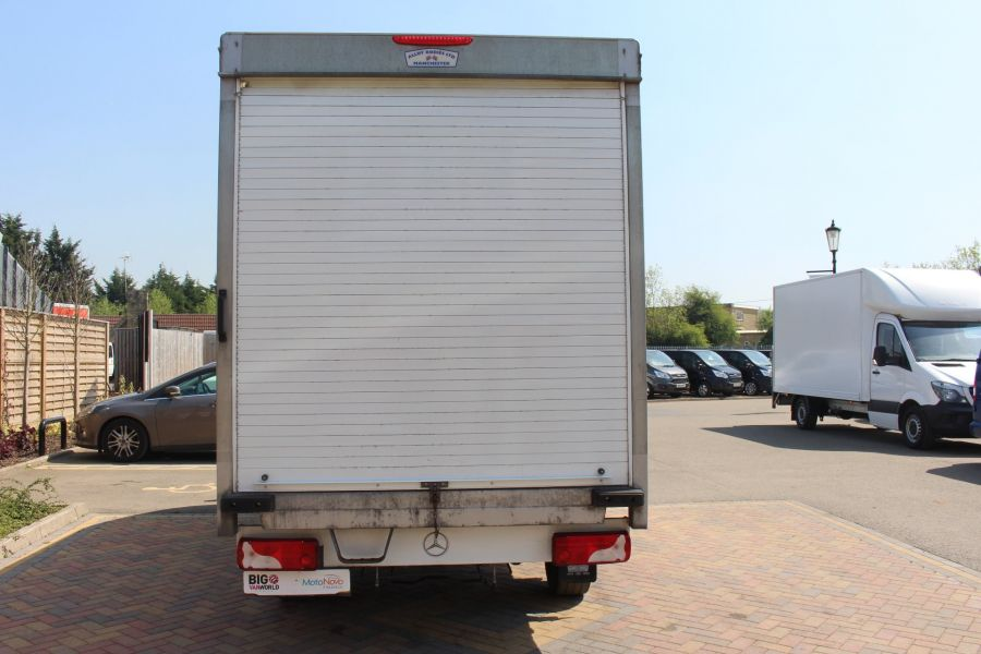 MERCEDES SPRINTER 314 CDI 140 CURTAINSIDER - 7665 - 18