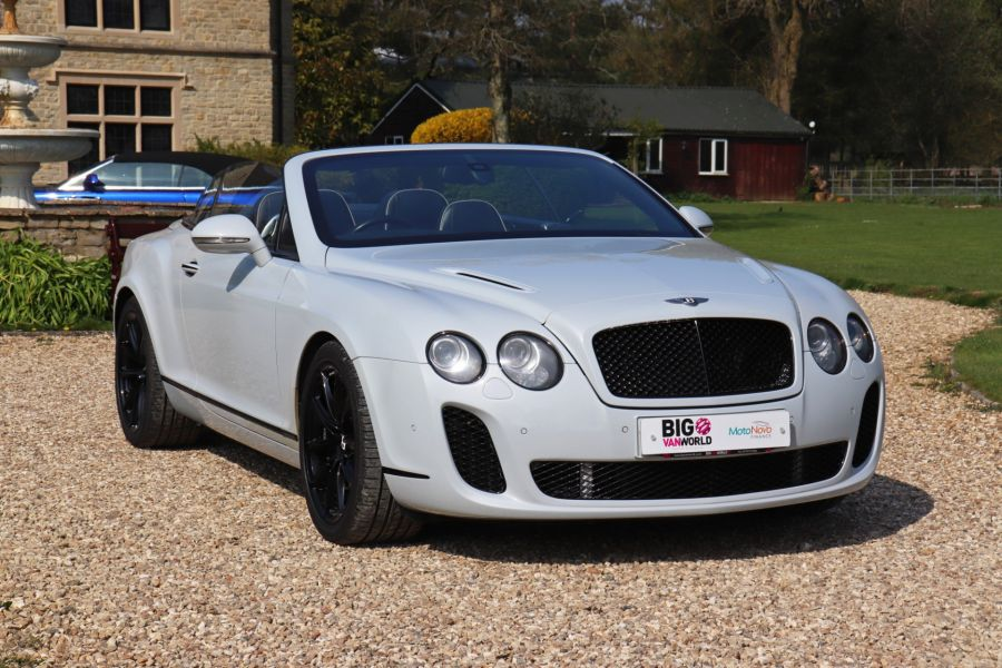 BENTLEY CONTINENTAL GTC SUPERSPORTS - 10504 - 3