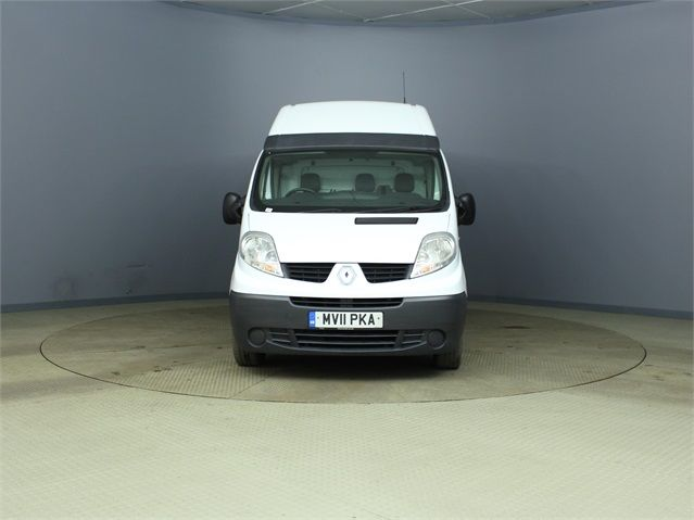 RENAULT TRAFIC LH29 DCI 115 LWB HIGH ROOF - 7439 - 6
