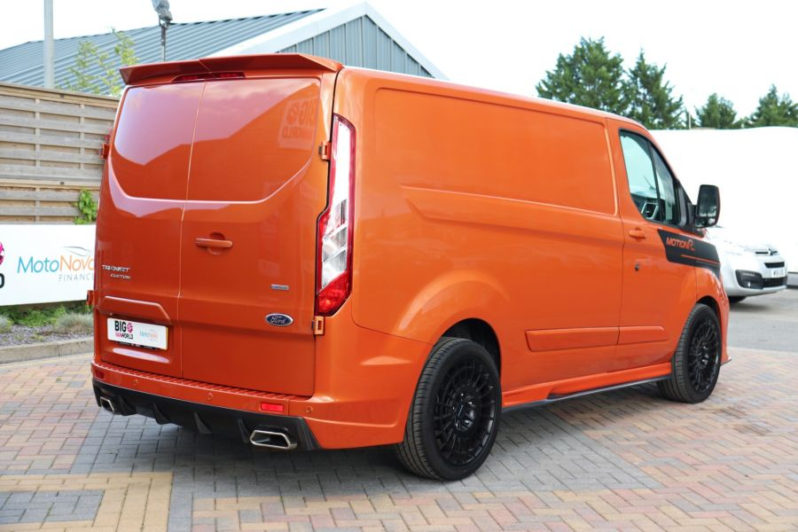 FORD TRANSIT CUSTOM 280 TDCI 130 L1H1 MOTION R LIMITED - 10195 - 6