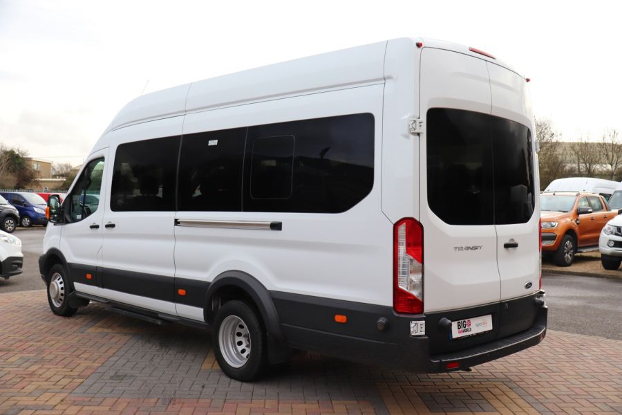 FORD TRANSIT 460 TDCI 155 L4H3 TREND 17 SEAT BUS HIGH ROOF DRW RWD - 11807 - 10