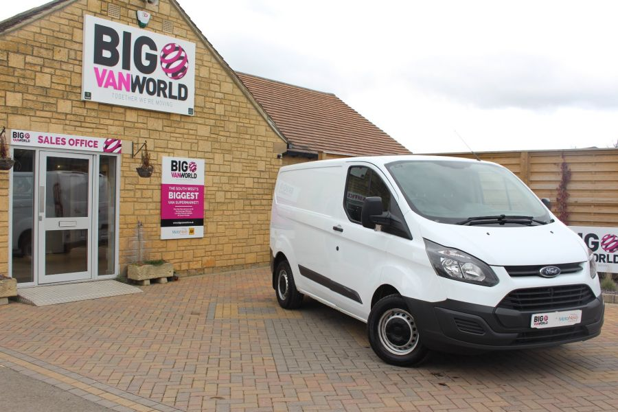 FORD TRANSIT CUSTOM 290 TDCI 100 L1 H1 SWB LOW ROOF FWD - 7201 - 1