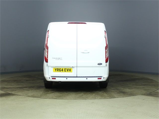 FORD TRANSIT CUSTOM 290 TDCI 155 L1 H1 LIMITED SWB LOW ROOF FWD - 7106 - 3