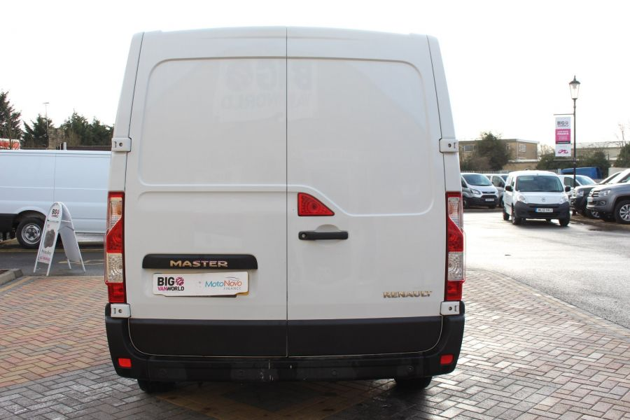 RENAULT MASTER SL33 DCI 100 SWB LOW ROOF FWD - 7248 - 6