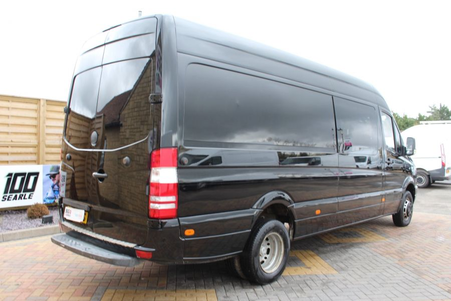 MERCEDES SPRINTER 511 CDI LWB HIGH ROOF TWIN REAR WHEEL 6 SEAT CREW VAN - 3246 - 5