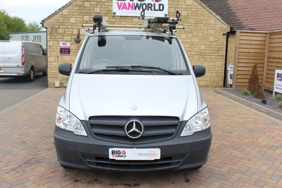 MERCEDES VITO 113 CDI 136 LWB LOW ROOF - 7671 - 9