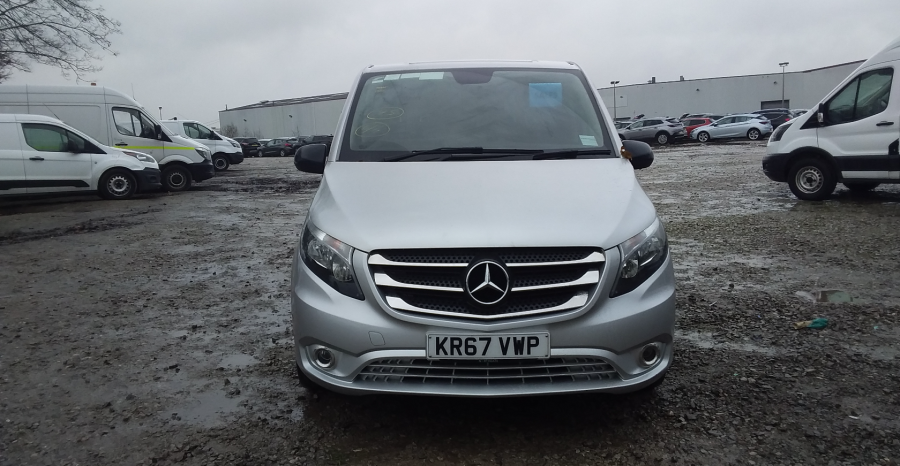 MERCEDES VITO 116 CDI 163 BLUETEC SPORT LWB LOW ROOF - 11937 - 6